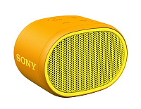 SONY SRS-XB01 yellow