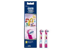 BRAUN Oral-B Kids Stages Cars Miki Princess (упак.:2шт)